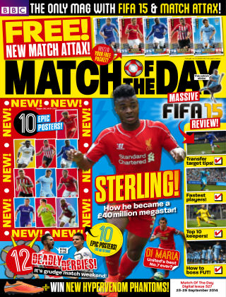 Match of the Day Issue 327