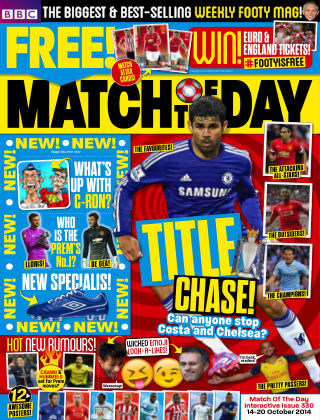 Match of the Day Issue 330