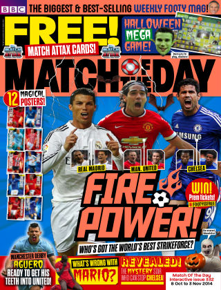 Match of the Day Issue 332