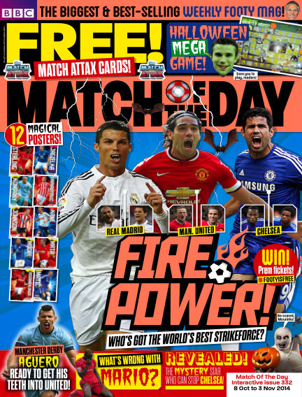 Match of the Day October 27, 2014 00:00