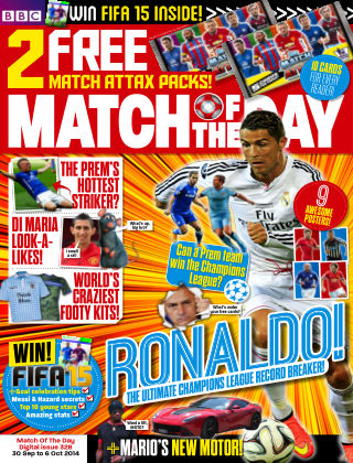 Match of the Day Issue 328