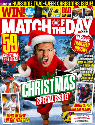 Match of the Day Issue 336