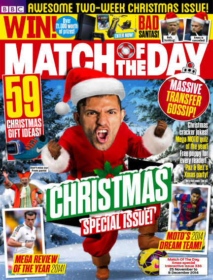 Match of the Day November 25, 2014 00:00