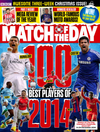 Match of the Day Issue 337