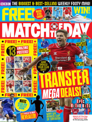 Match of the Day Issue 340