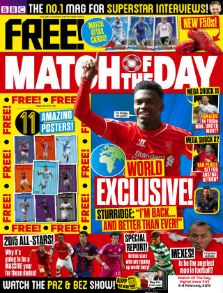 Match of the Day Issue 343