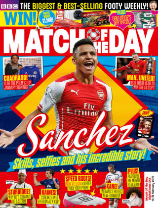 Match of the Day Issue 344