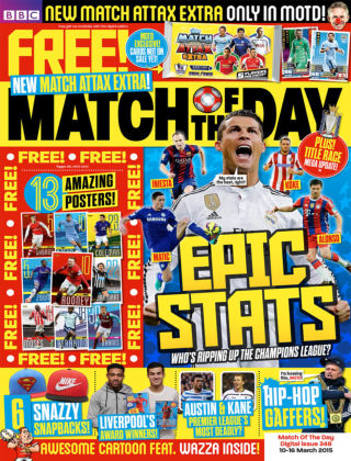 Match of the Day Issue 348