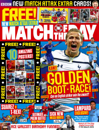 Match of the Day Issue 349
