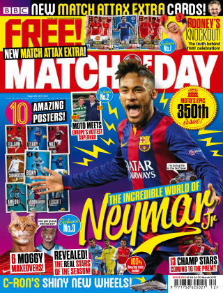 Match of the Day Issue 350