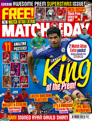 Match of the Day Issue 351