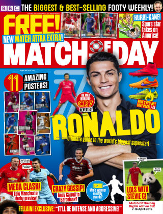 Match of the Day Issue 352