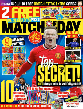 Match of the Day Issue 353