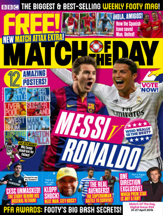Match of the Day issue 354