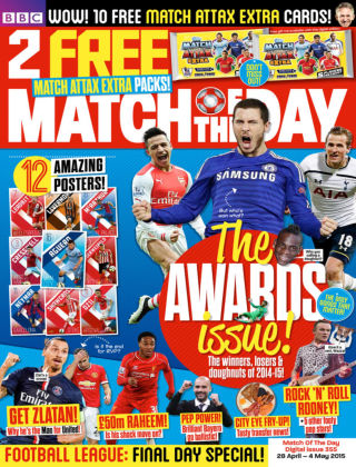 Match of the Day issue 355