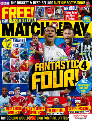 Match of the Day Issue 356