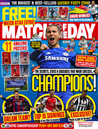 Match of the Day Issue 357