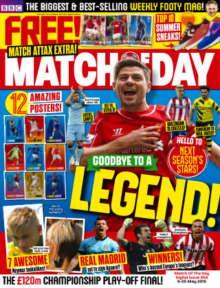 Match of the Day Issue 358