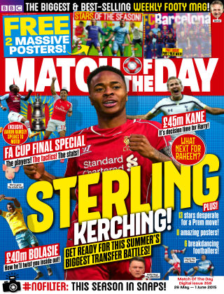 Match of the Day Issue 359