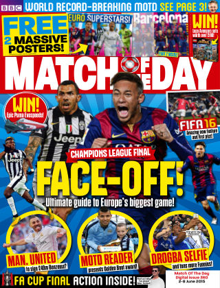 Match of the Day Issue 360