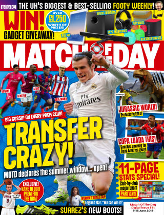 Match of the Day Issue 361