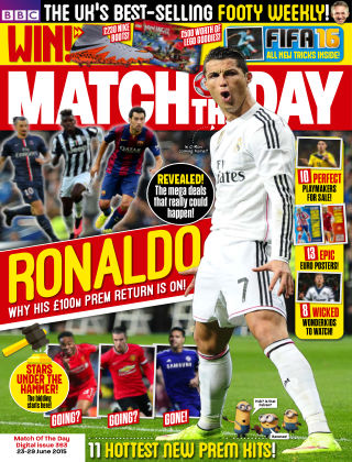 Match of the Day Issue 363