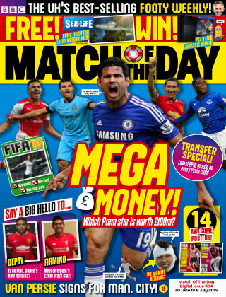 Match of the Day Issue 364