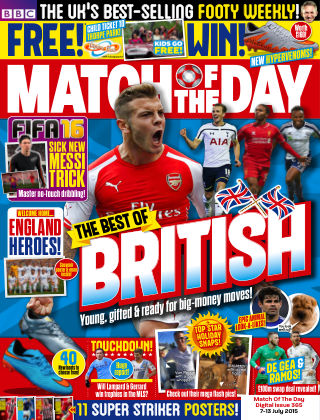 Match of the Day Issue 365