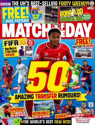 Match of the Day Issue 366
