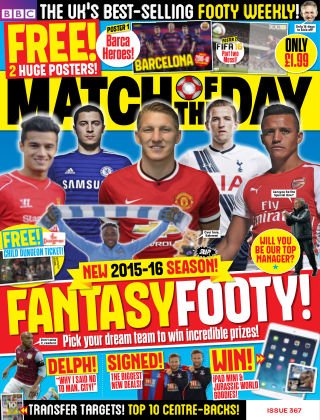 Match of the Day Issue 367