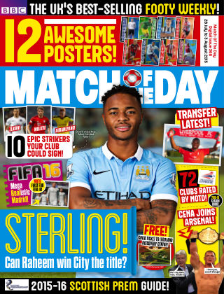 Match of the Day Issue 368