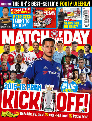 Match of the Day Issue 369