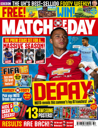 Match of the Day Issue 370