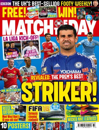 Match of the Day Issue 371