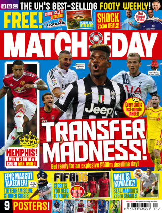 Match of the Day Issue 372