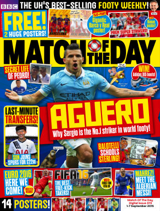 Match of the Day Issue 373