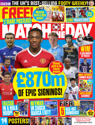 Match of the Day Issue  374