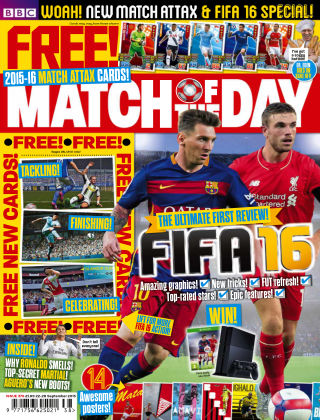 Match of the Day Issue 376