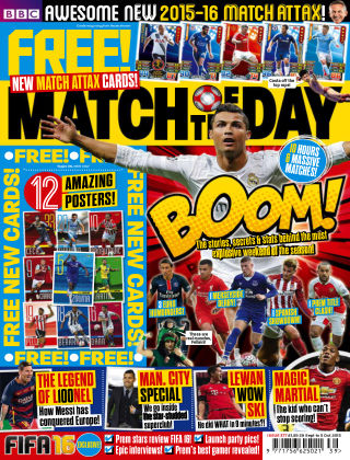 Match of the Day Issue 277