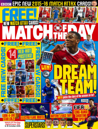 Match of the Day Issue 278