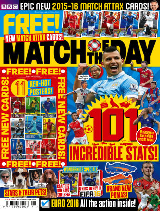 Match of the Day Issue 379