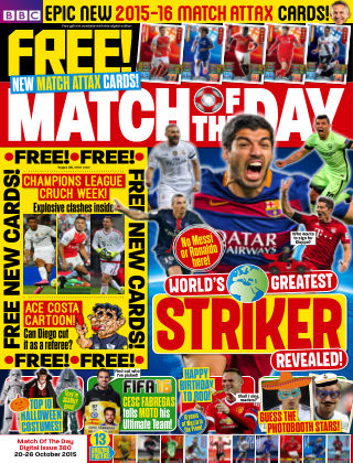 Match of the Day issue 380