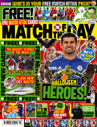 Match of the Day Issue 381