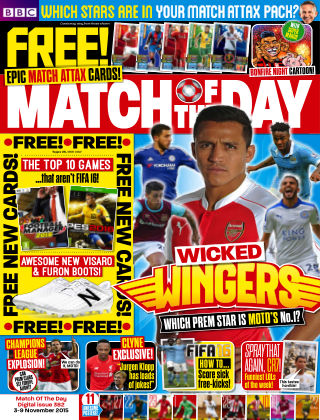 Match of the Day Issue 382