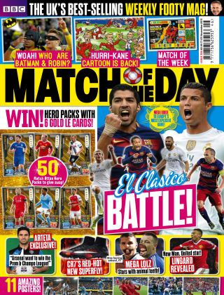Match of the Day Issue 384