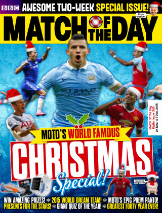 Match of the Day Issue 385