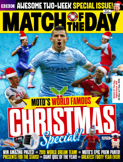 Match of the Day November 23, 2015 00:00