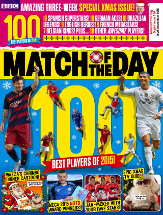 Match of the Day Issue 386