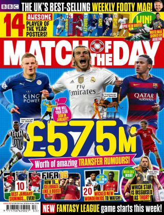 Match of the Day Issue 387