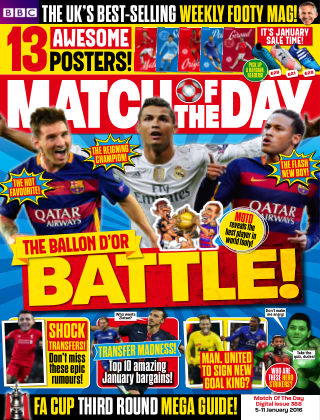 Match of the Day Issue 388